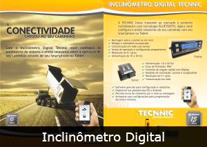 Inclinômetro Digital
